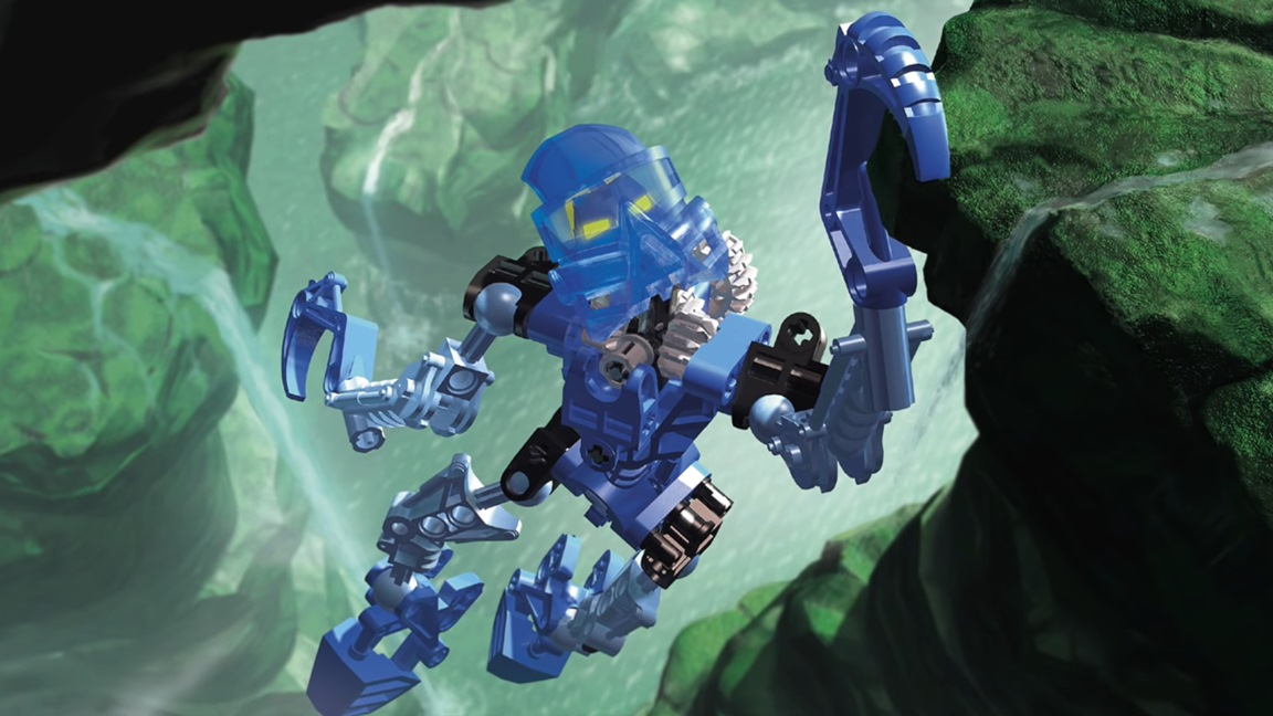 Video A Look Into The Cancelled Gamecube Title Lego Bionicle The