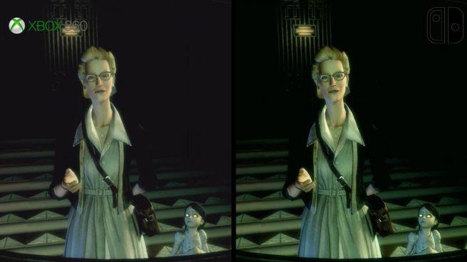 BioShock 2 comparison