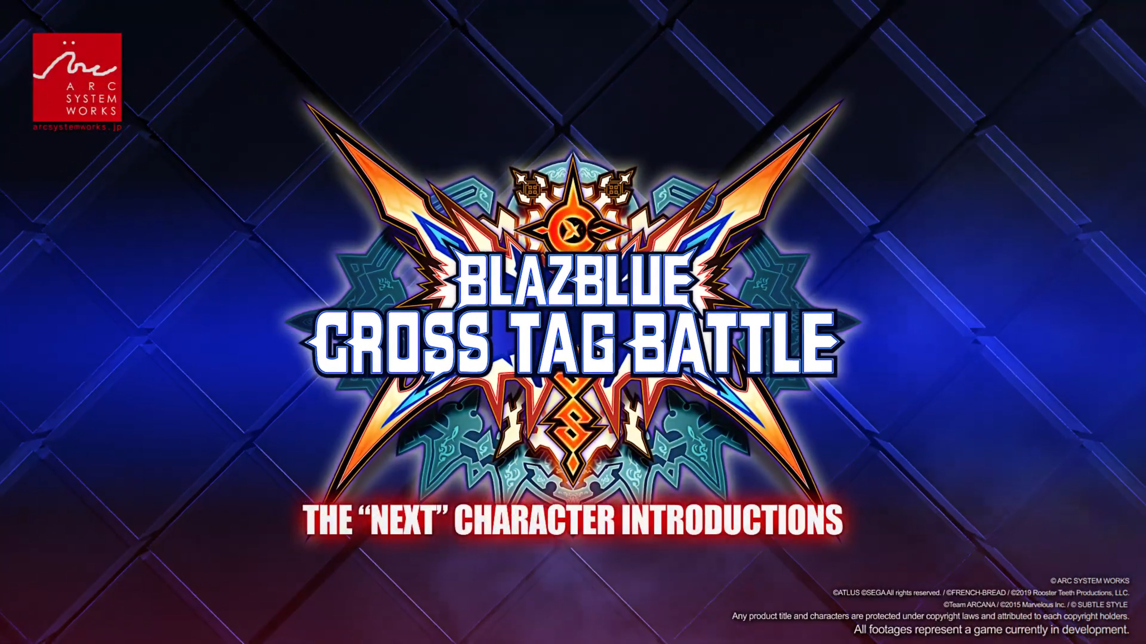 New characters leaked for BlazBlue: Cross Tag Battle - Nintendo