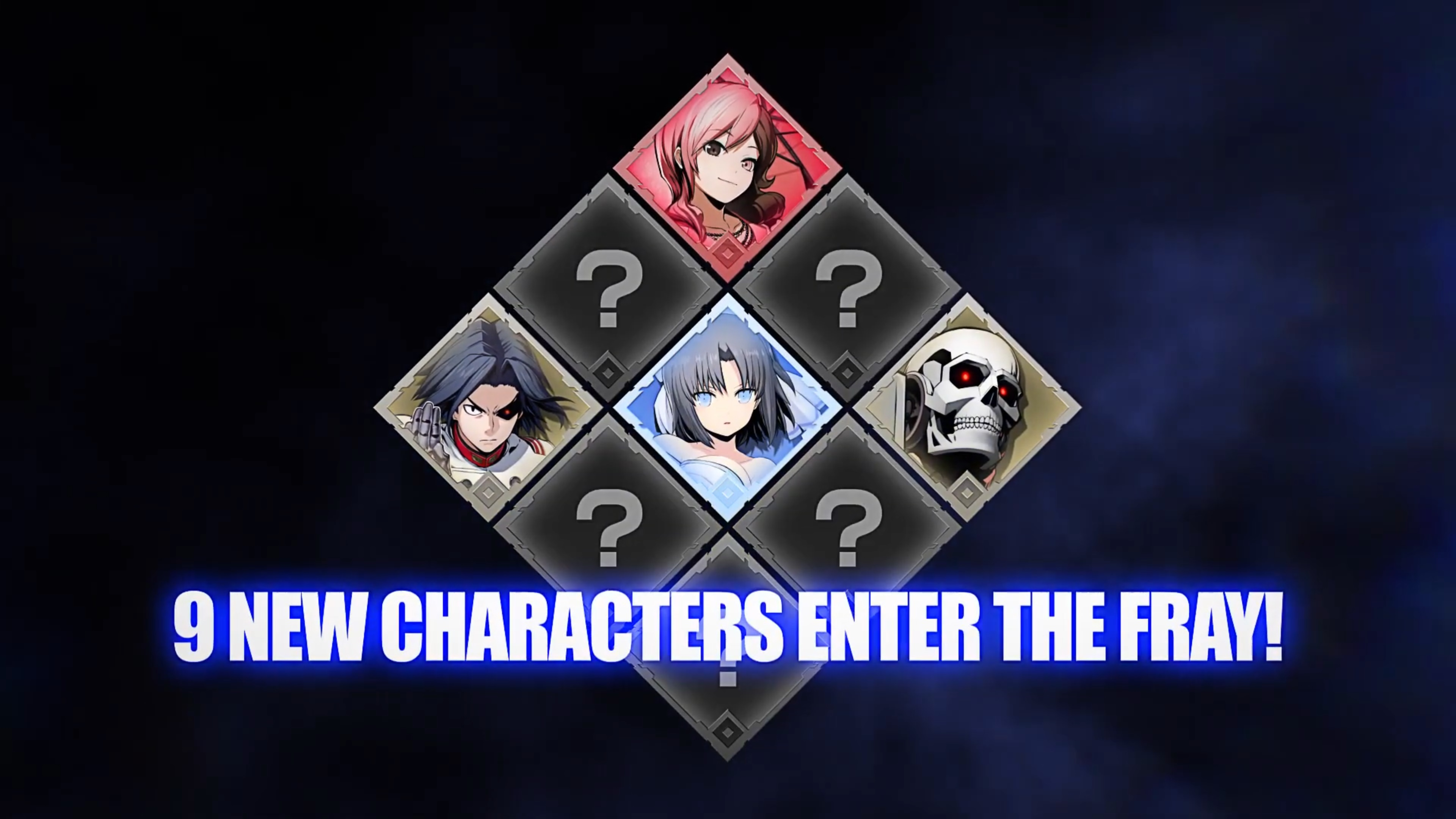 BlazBlue: Cross Tag Battle revealing remaining characters for upcoming DLC pack on September 22