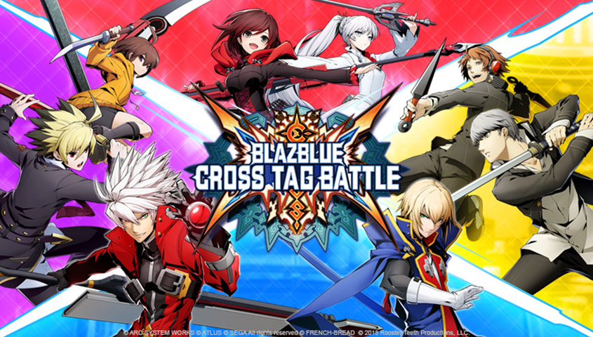 BlazBlue: Cross Tag Battle's new update has announcer lines for many