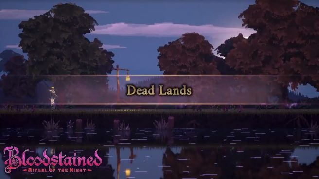 Bloodstained: Ritual of the Night - Dead Lands