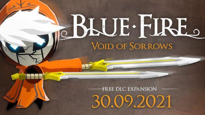 Blue Fire Void of Sorrows