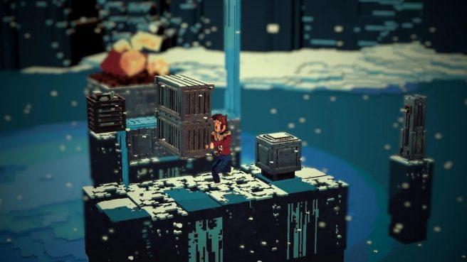 Bonfire Peaks gameplay