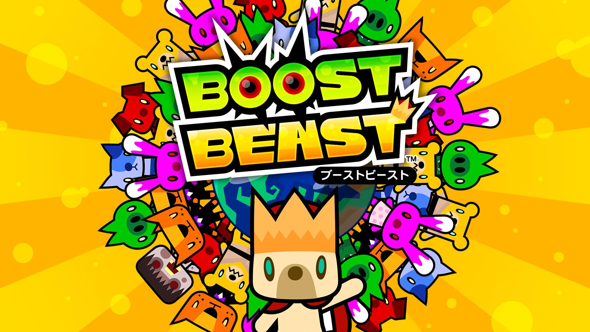 boost beast_Boost Beast footage - Nintendo Everything