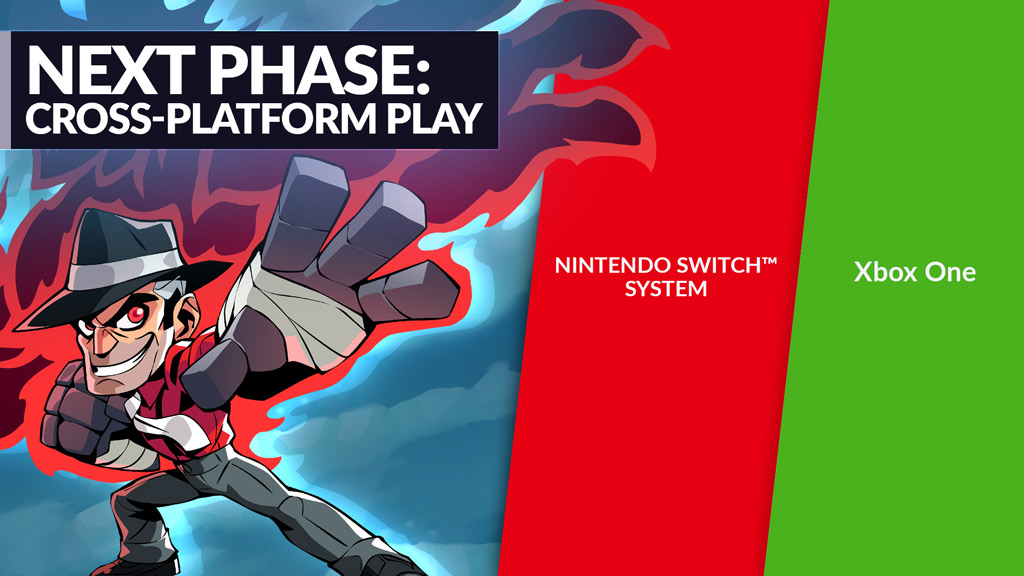 Brawlhalla now supports cross-platform play between Switch