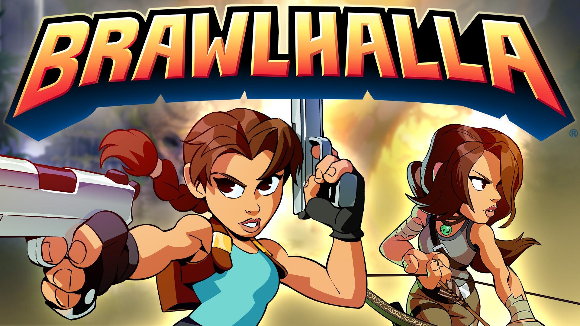 Brawlhalla Reveals Tomb Raider Crossover Nintendo Everything