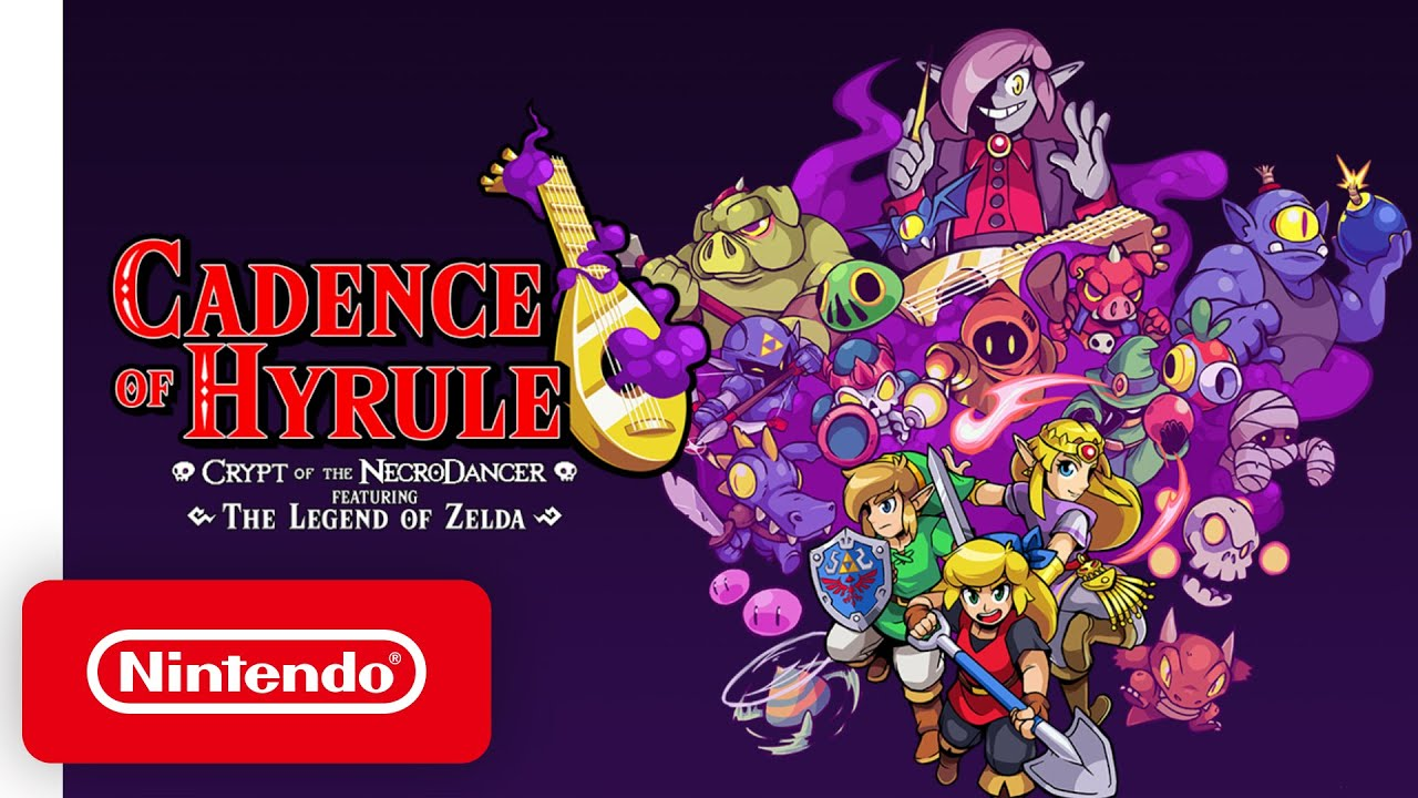 Cadence Of Hyrule Update Out Now Version 1 4 0 Patch Notes Nintendo Everything