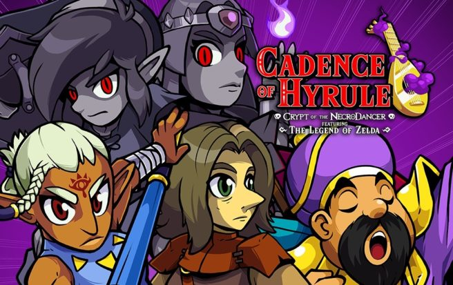 Cadence of Hyrule - Character Pack