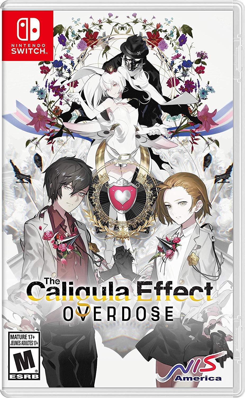 The Caligula Effect: Overdose boxart