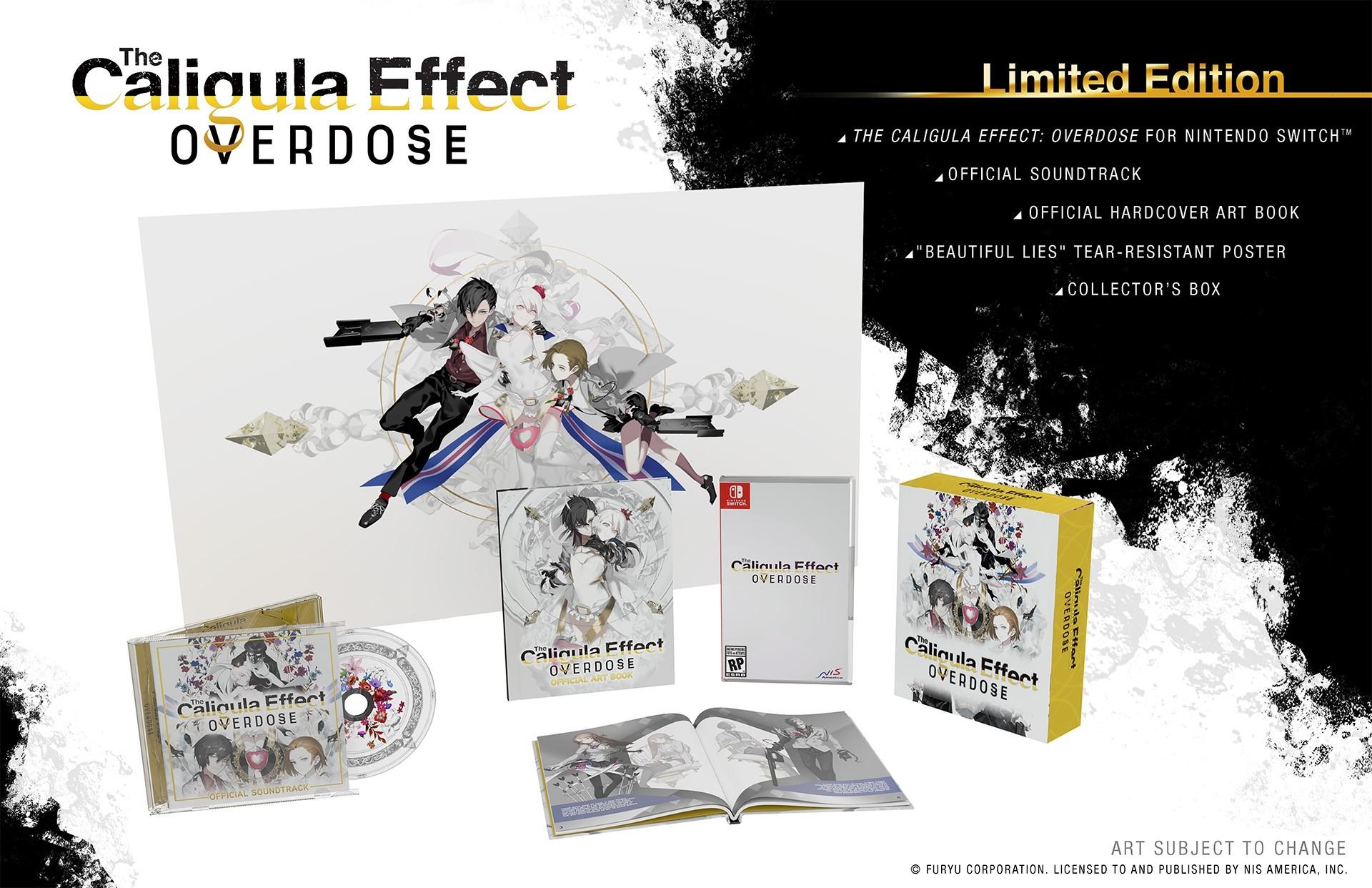 RPG Maker MV, The Caligula Effect: Overdose, The Princess