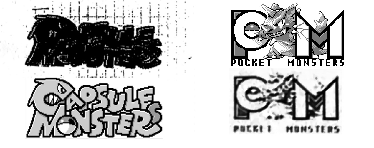 New material from original Pokemon generation shows early title screens, more insight into MissingNo., prototype trainer designs, more