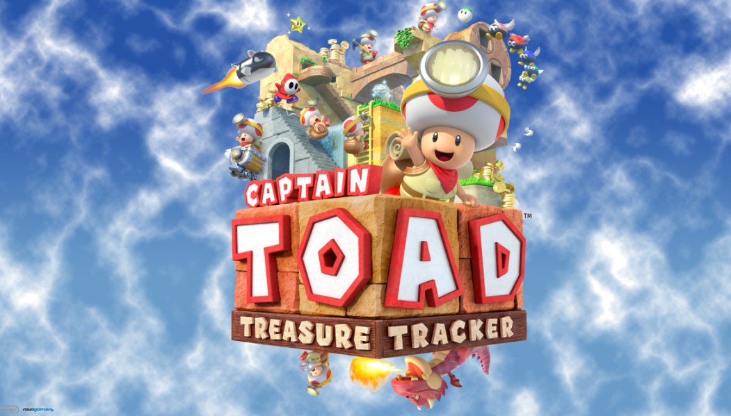 Captain Toad Treasure Tracker Coming To Switch And 3ds Has