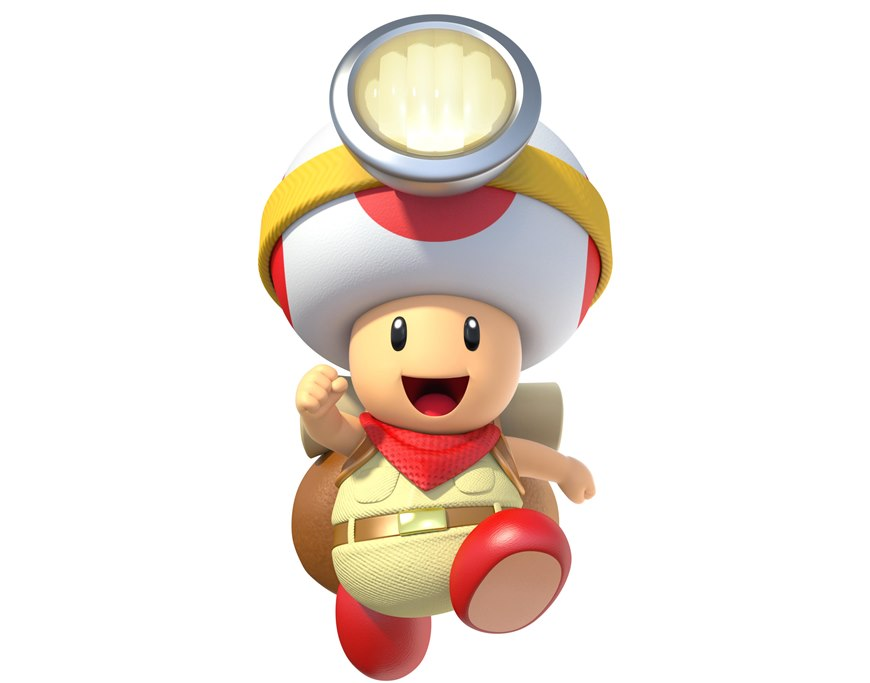 Captain Toad Producer Wants To See The Character In A