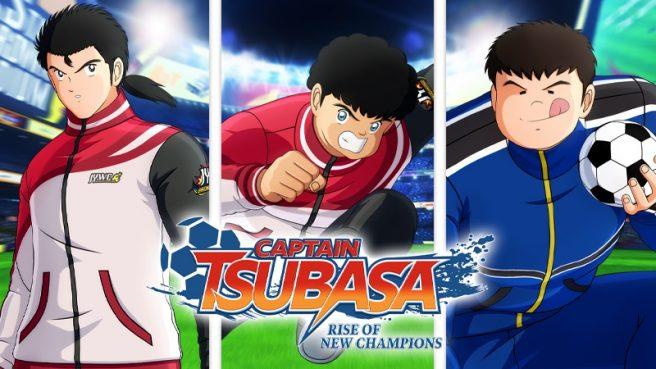 Captain Tsubasa: Rise of New Champions DLC