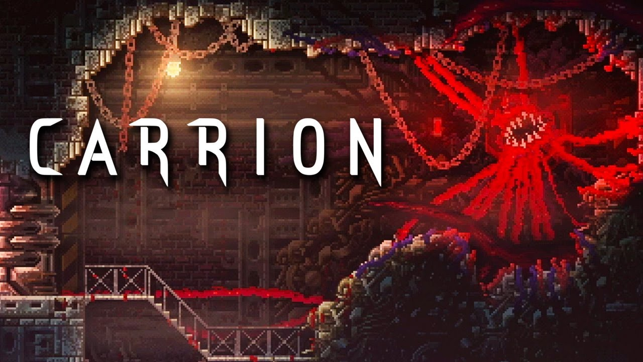 Carrion Switch Footage Nintendo Everything