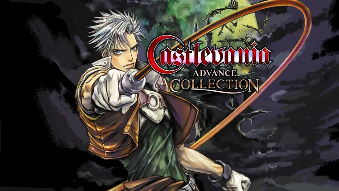 Castlevania Advance Collection Switch gameplay