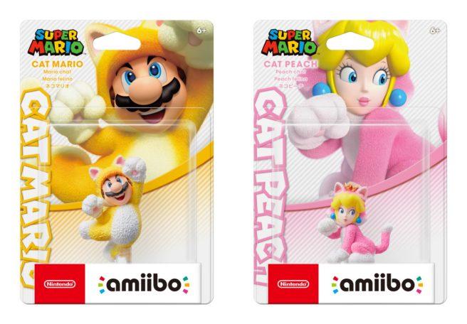 Gatto Mario e Gatto Peach