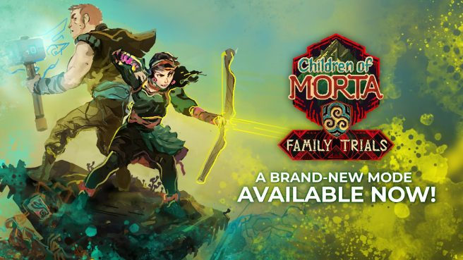 Children of Morta update