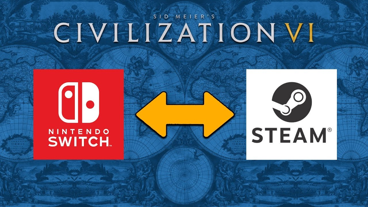 Civilization VI adds support for cross-platform cloud saves between Switch and Steam