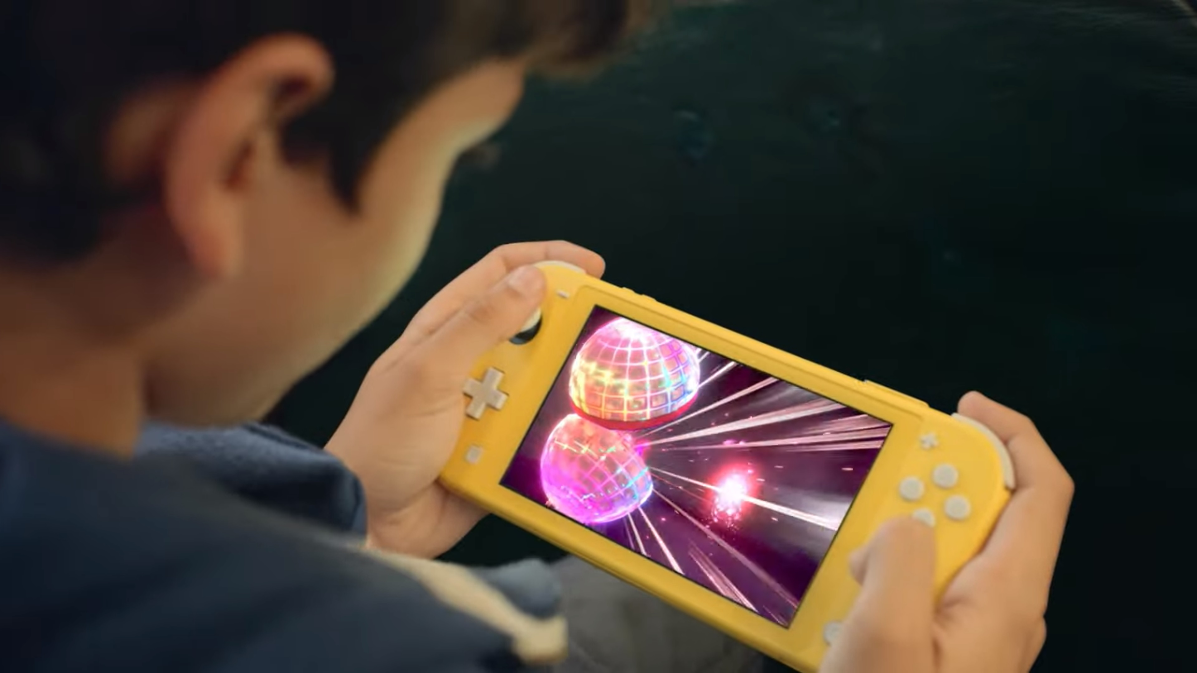 Switch Lite Our Favorite Ways To Play 2019 Commercial