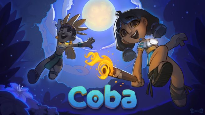 Coba: Tale of the Moon