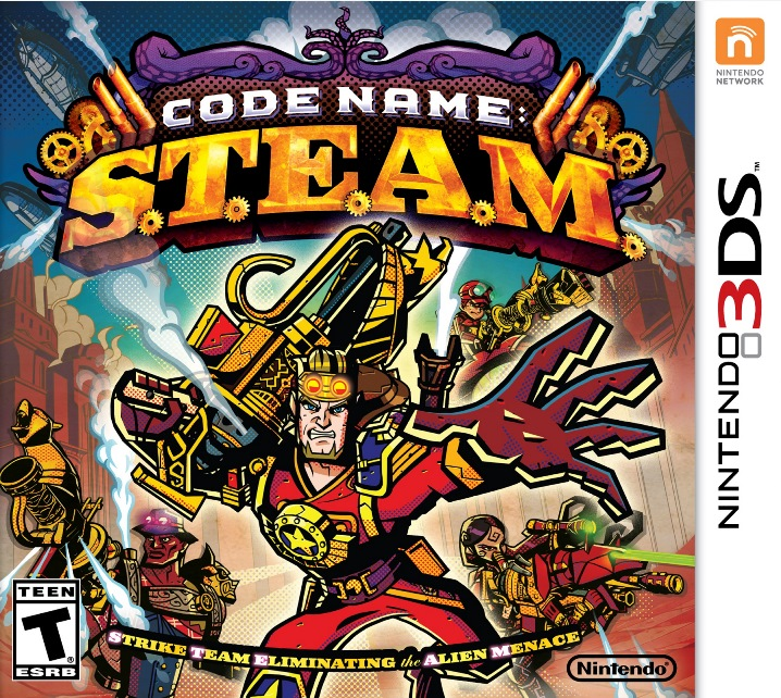 Best Buy Cyber Monday: Code Name: S.T.E.A.M. For $3, LEGO
