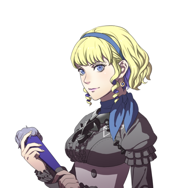 Constance - Fire Emblem Three Houses Cindered Shadows Side Story