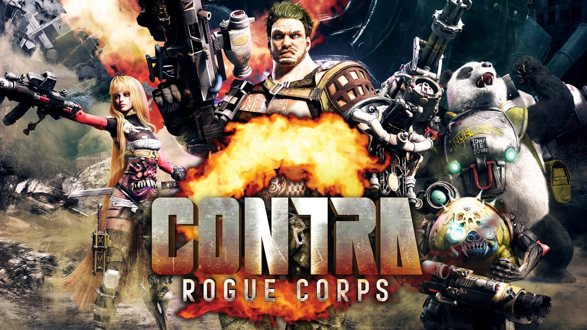 Konami keeping microtransactions out of Contra Rogue Corps