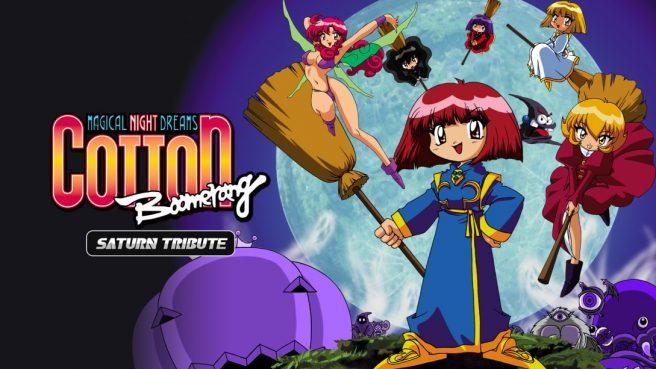Cotton 2 Saturn Tribute Cotton Boomerang Guardian Force