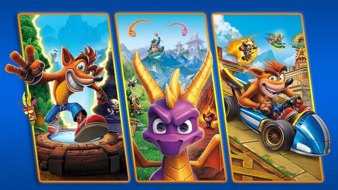 Switch Eshop Deals Crash Spyro Dead Cells Trine More Nintendo Everything
