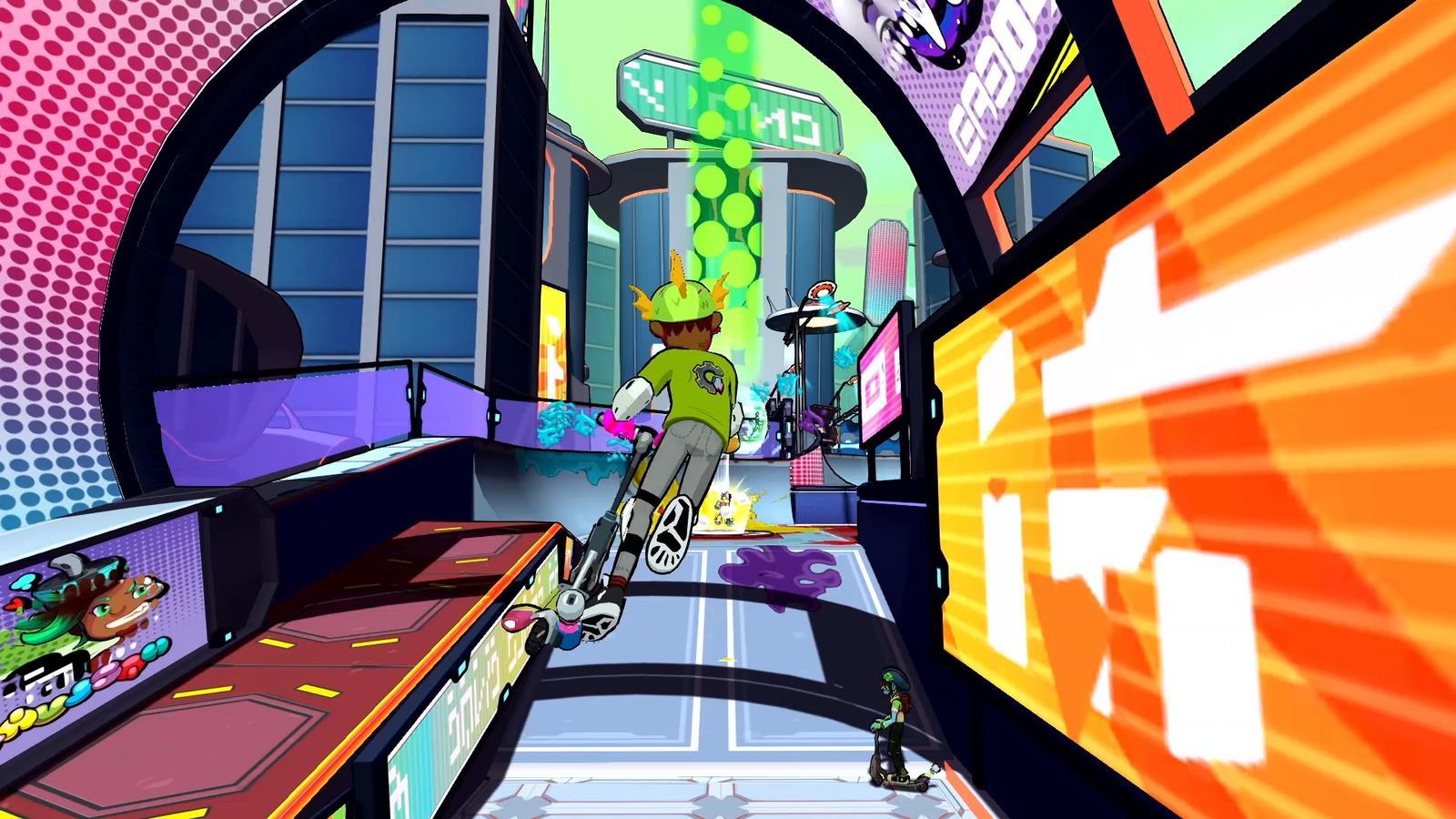 Crayola Scoot footage - Nintendo Everything