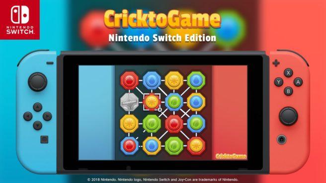CricktoGame - Nintendo Switch