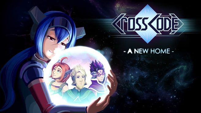 CrossCode A New Home DLC