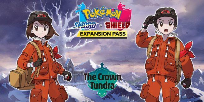 Pokemon Sword/Shield - The Crown Tundra