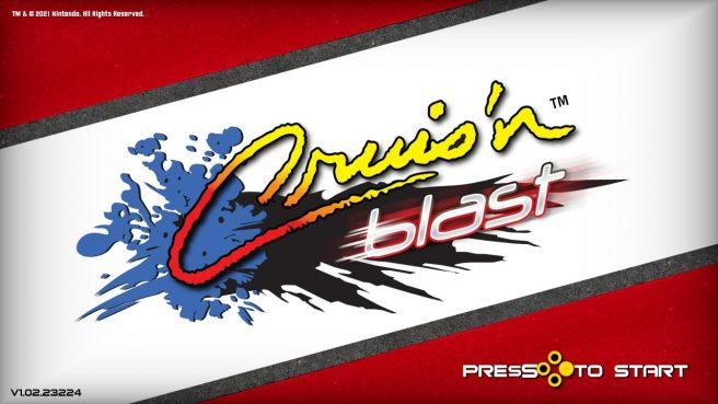 Cruis'n Blast trailer