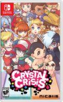 Crystal Crisis boxart