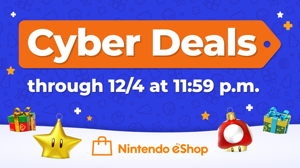 Nintendo Reveals Cyber Deals 2019 Sale For North America Now Live On Switch And 3ds Eshops Nintendo Everything