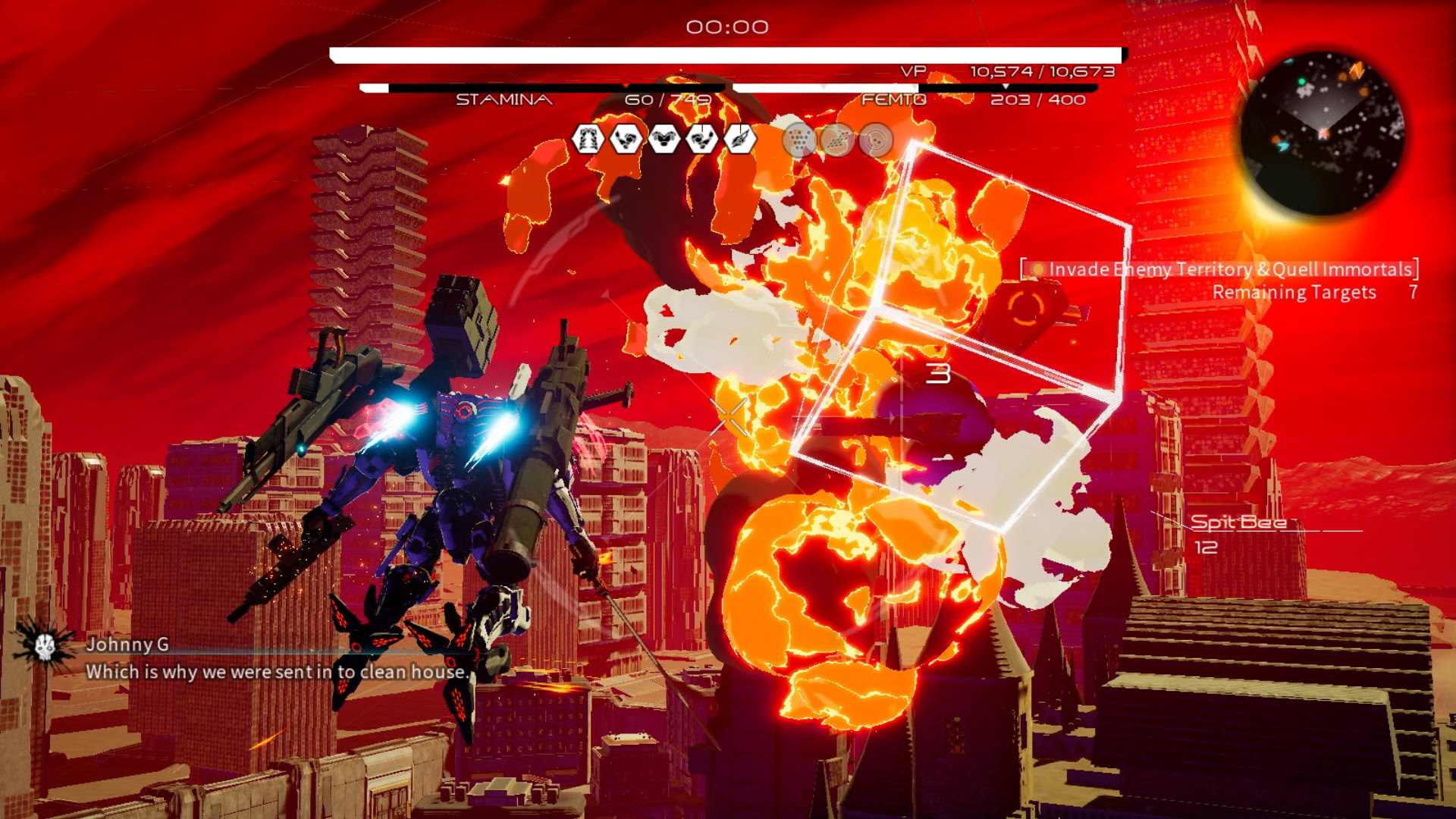 Daemon X Machina Producer Talks In Depth About Demo Improvements And Changes Story More Nintendo Everything