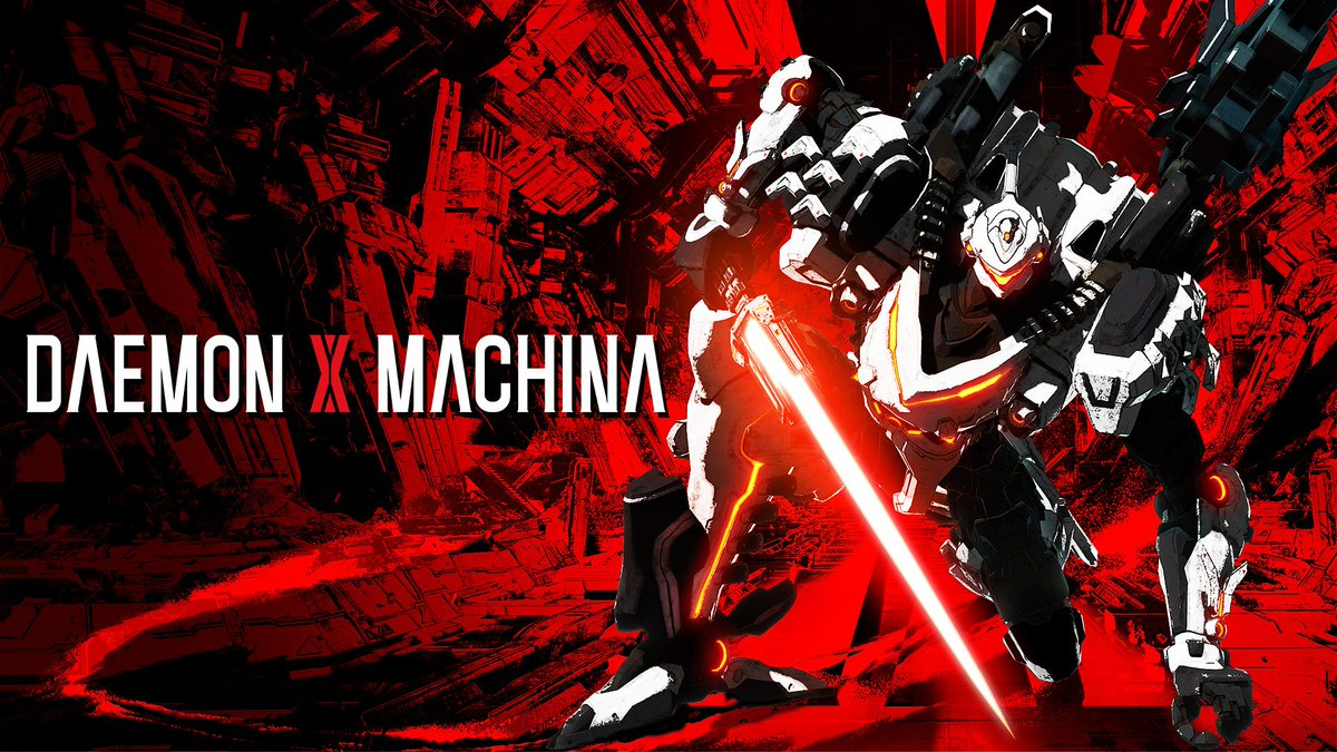 Daemon X Machina update out now (version 1.0.1), patch notes