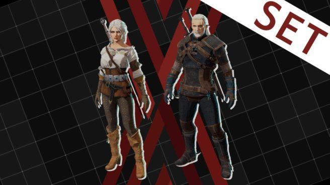 Daemon X Machina reveals The Witcher 3 collaboration