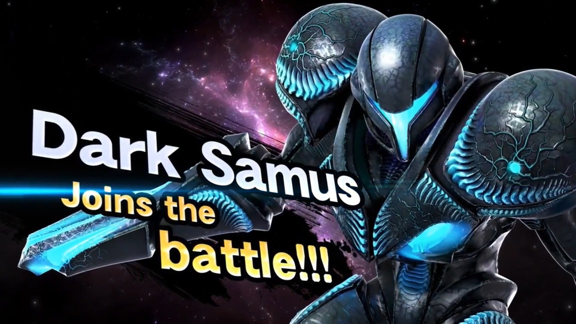 Super Smash Bros Ultimate Dark Samus