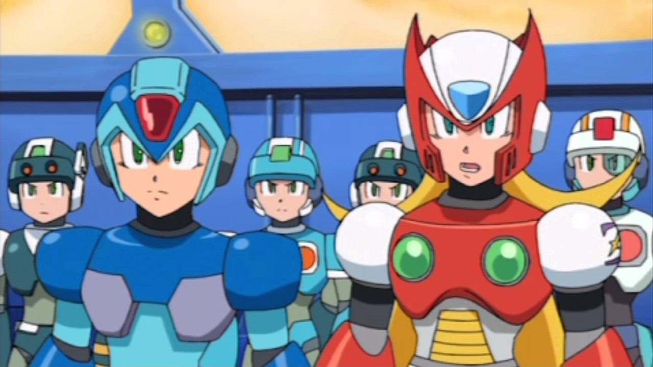 mega man x legacy collection 1 2 may include the day of sigma ova