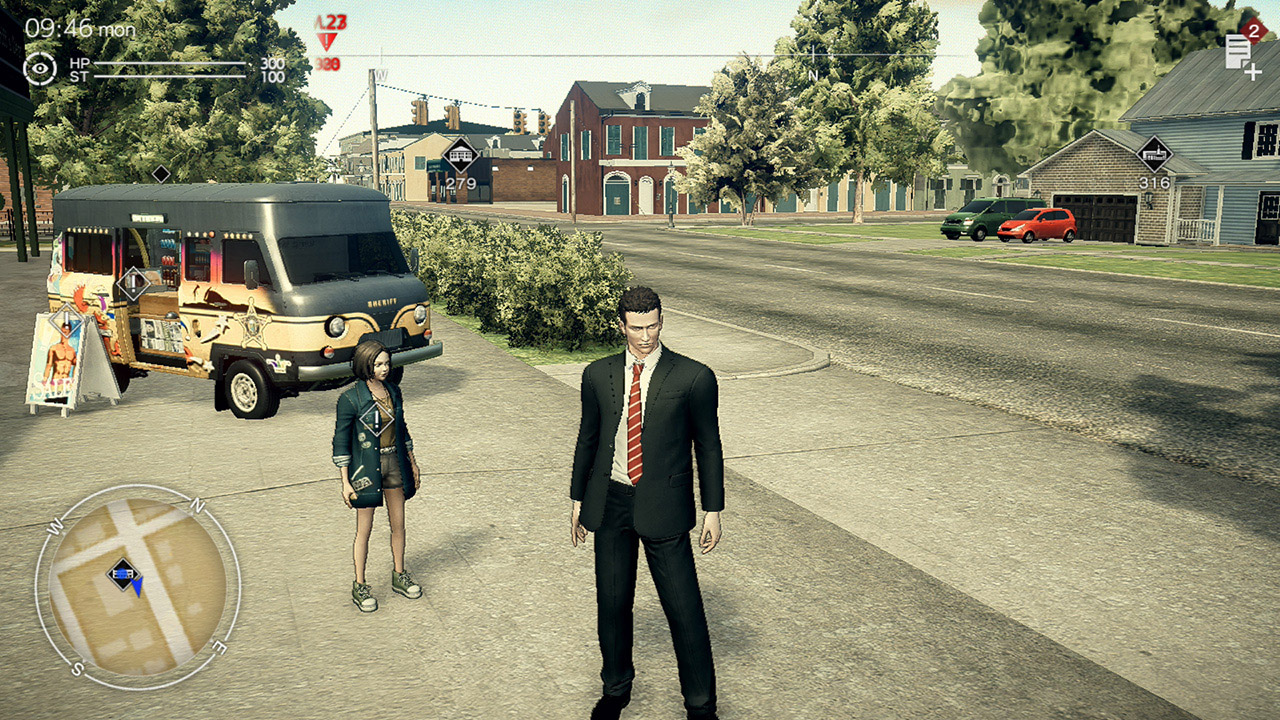Deadly Premonition 2 PR says there are no plans to improve frame rate - Nintendo Everything