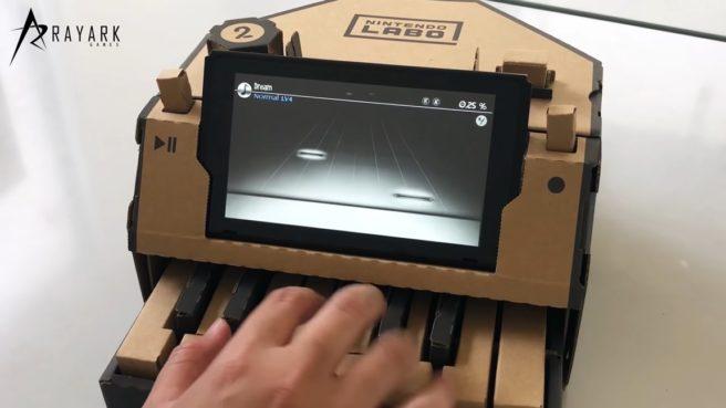 Deemo Nintendo Labo