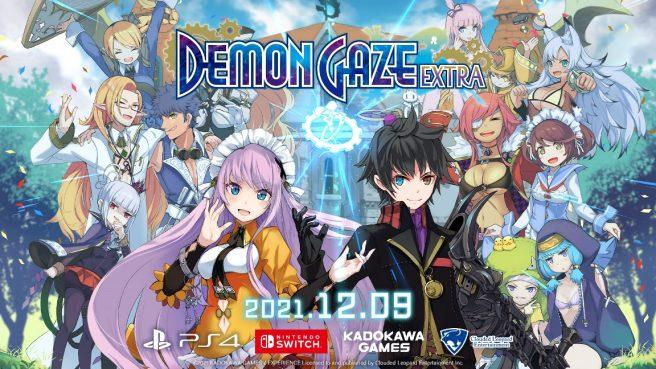 Demon Gaze Extra english