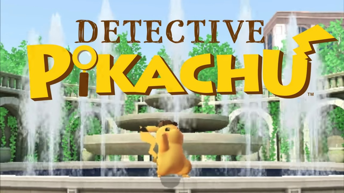 Detective Pikachu Pre Load Live File Size Nintendo Everything