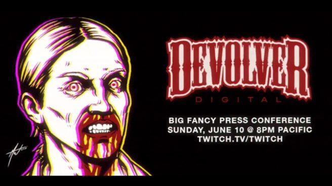 Devolver Digital - E3 2018