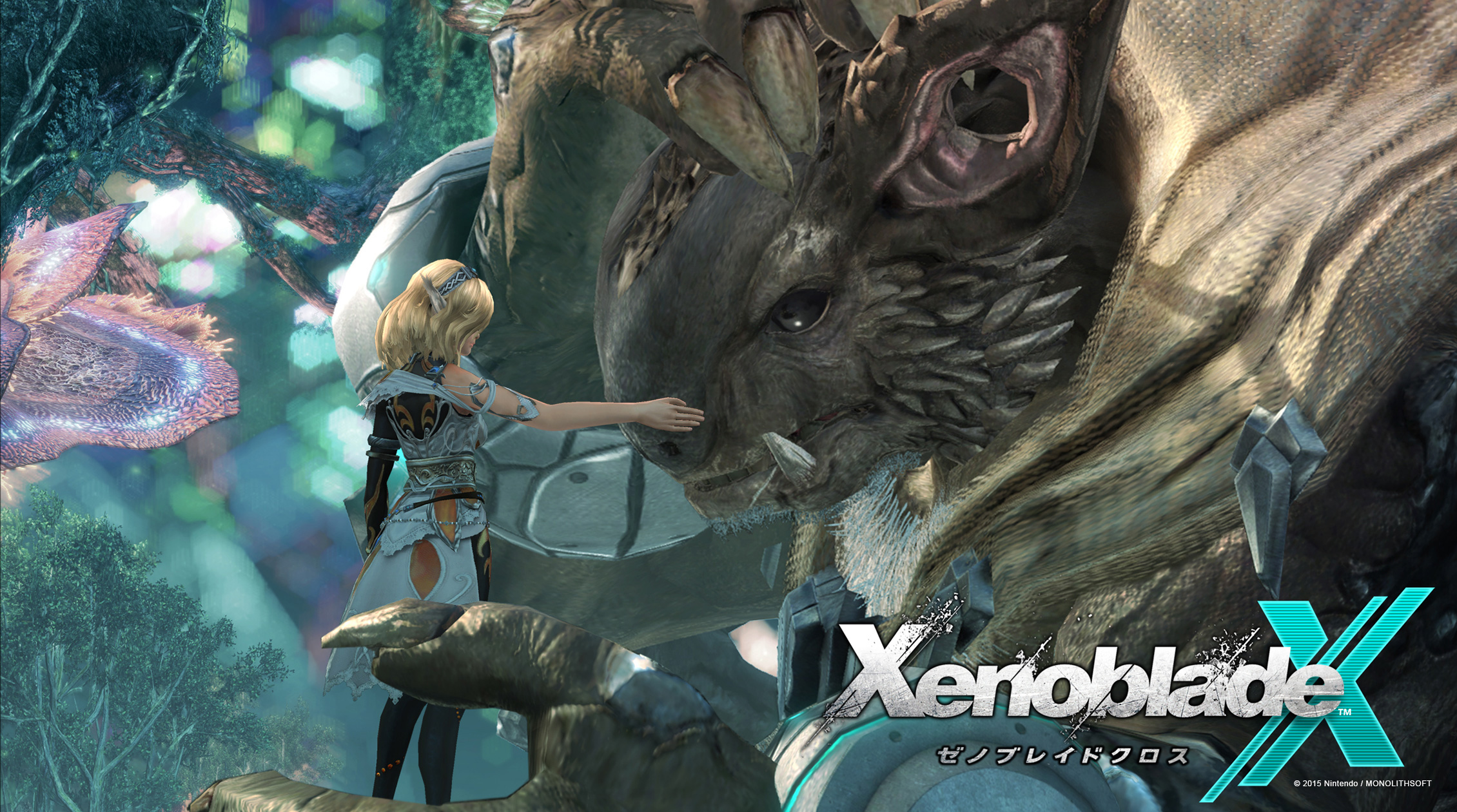 New Xenoblade Chronicles X Wallpapers Nintendo Everything