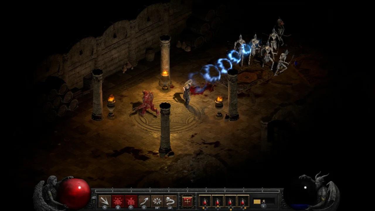 """Diablo II: Resurrected devs on Switch version, says """"it's running like butter"""""""